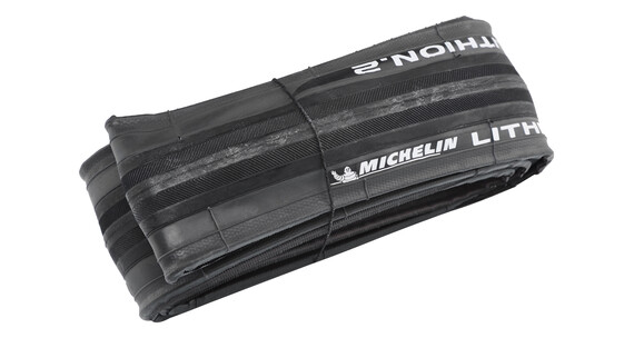 "Michelin Lithion 2 Fahrradreifen 28"" grau"